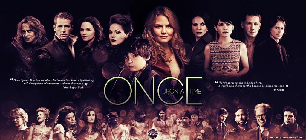 once_upon_a_time___promotional_poster_by_emreunayli-d4z899n